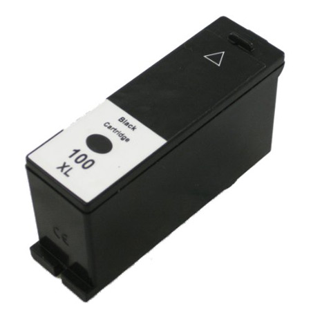 Compatible Black Lexmark No.100XL High Yield Ink Cartridge (Replaces Lexmark 14N1068)
