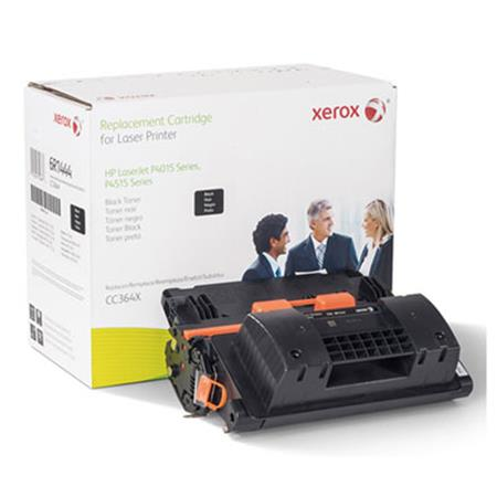 Xerox Premium Replacement Black High Capacity Toner Cartridge for HP 64X (CC364X)