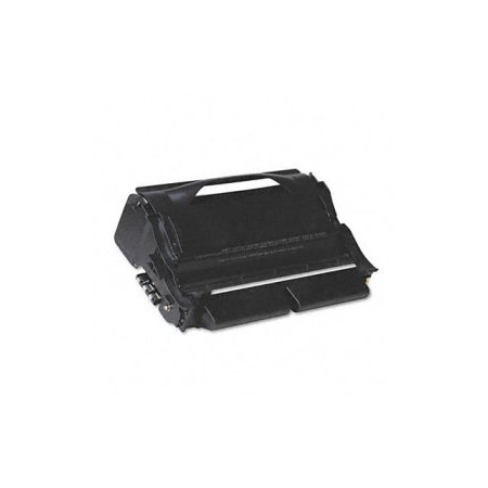 Compatible Black Lexmark 12A8325 High Yield Toner Cartridge