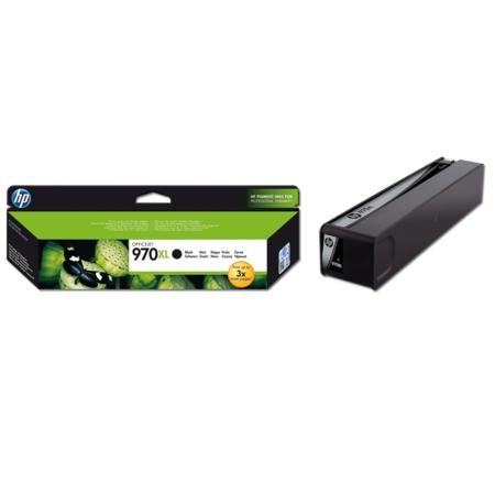 HP 970XL Black Original High Capacity Ink Cartridge (CN625AM)
