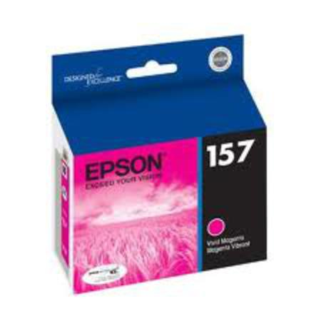 Epson T157320 Original UltraChrome K3 Ink Magenta Cartridge