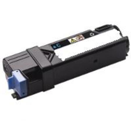 Compatible Cyan Dell 331-0716 High Capacity Toner Cartridge