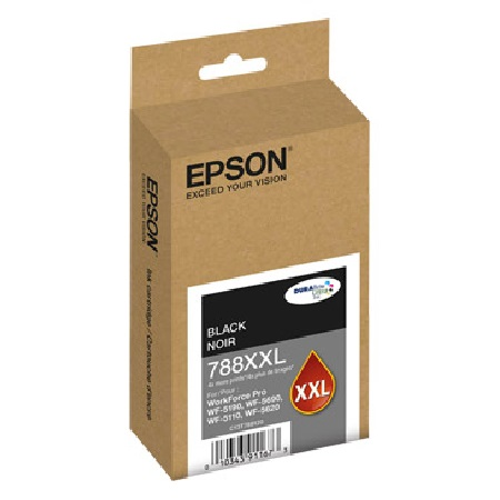 Epson 788XXL Black Original Extra High-Capacity Ink Cartridge