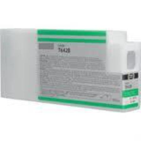 Compatible Green Epson T596B Ink Cartridge (Replaces Epson T596B00)