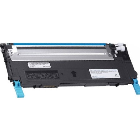 Dell 330-3015 (J069K) Cyan Remanufactured Toner Cartridge