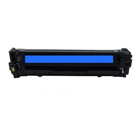 HP 128A Cyan Remanufactured Toner Cartridge (CE321A)
