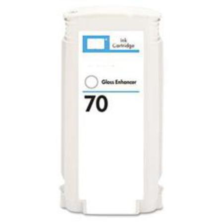 HP 70 Remanufactured Gloss Enhancer Ink Cartridge (C9459A)