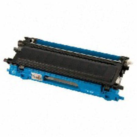 Brother TN115C Remanufactured Cyan Laser Toner Cartridge