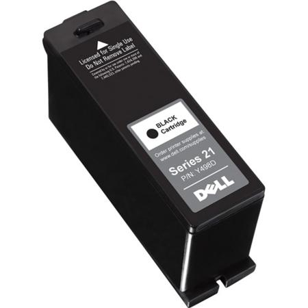 Dell U313R (Series 21) Original Black Single Use Standard Capacity Ink Cartridge (330-5275)