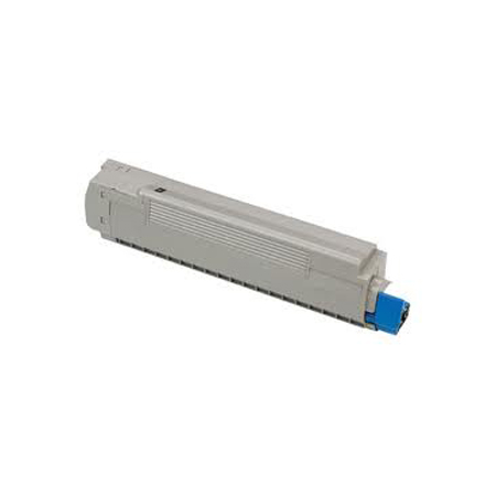 OKI 43487735 Cyan Remanufactured Toner Cartridge