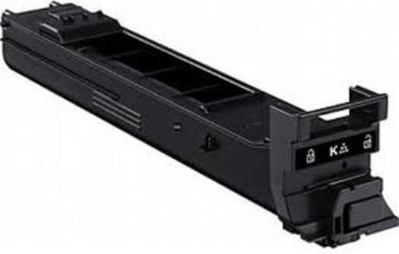 Konica-Minolta A0DK132 Black Remanufactured Toner Cartridge