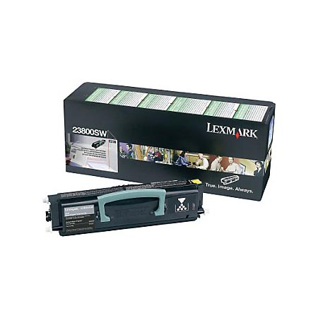 Lexmark 23800SW Original Black Laser Toner Cartridge