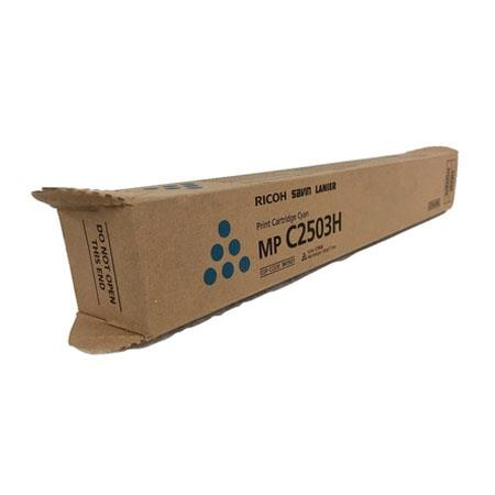 Ricoh 841921 Cyan Original Toner Cartridge