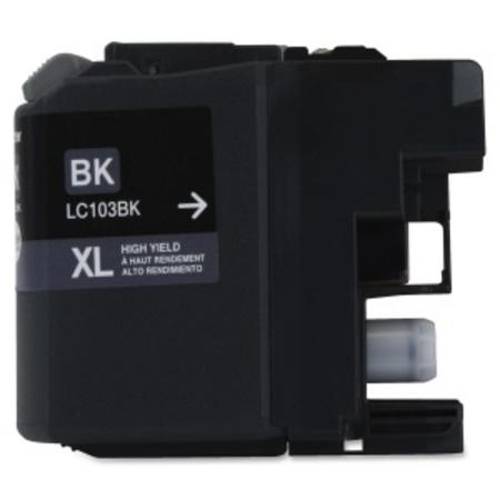 Brother LC103BK Black Compatible High Capacity Ink Cartridge