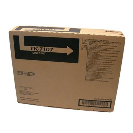 Kyocera TK-7107 Black Original Toner Cartridge