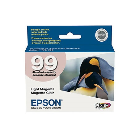 Epson T0996 (T099620) Original Light Magenta Ink Cartridge