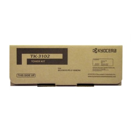 Kyocera-Mita TK-3102 Black Original Toner Cartridge
