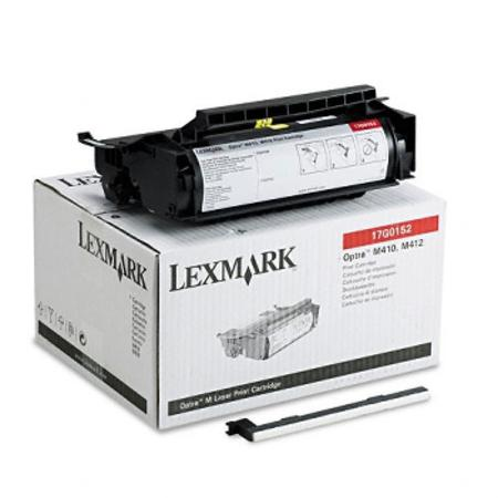 Lexmark 17G0152 Original Black Toner Cartridge