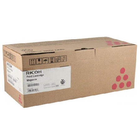 Ricoh 406477 Magenta Original Toner Cartridge
