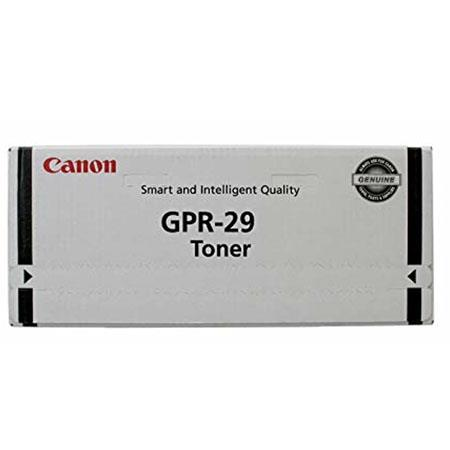 Canon GPR-29 Black Original Toner Cartridge (2645B004AA)