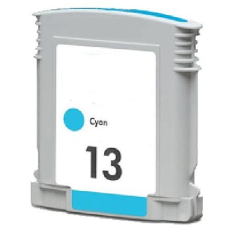 HP 13 Cyan Remanufactured Ink Cartridge (C4815A)