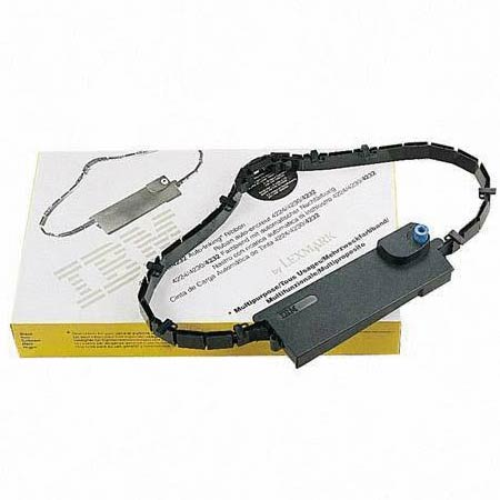 Lexmark 1040440 Original High Yield Black Ribbon