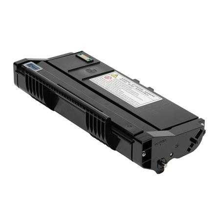 Ricoh 407165 Black Remanufactured Toner Cartridge