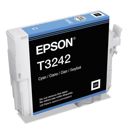 Epson 324 (T324220) Cyan Original UltraChrome HG2 Ink Cartridge