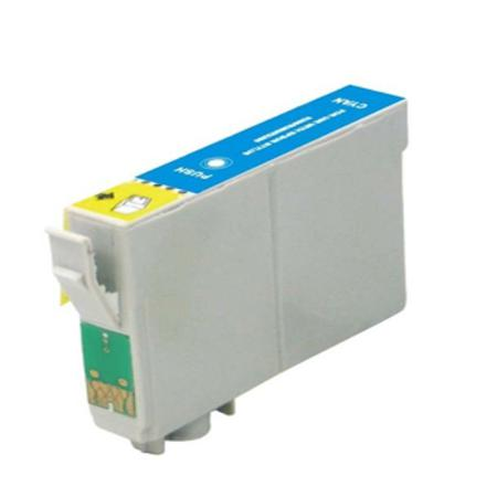 Compatible Cyan Epson T0782 Ink Cartridge (Replaces Epson T078220)