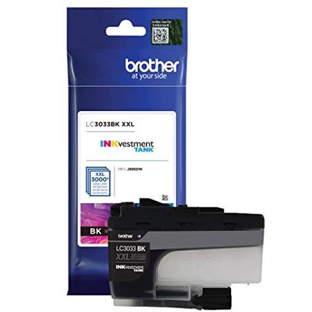 Brother LC3033BK Black Original Extra High Capacity Ink Cartridge