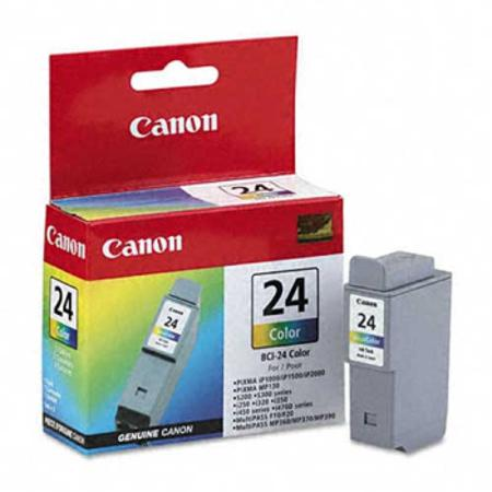 Canon BCI-24BK  Black Original Cartridge