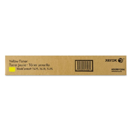 Xerox 006R01396 Yellow Original Toner Cartridge