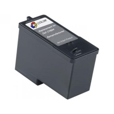 Dell CH884 Remanufactured Color Ink Cartridge (Series 7)