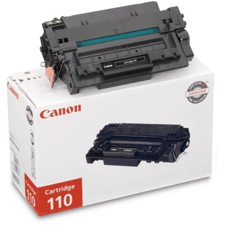 Canon CRG-110 Black Original Standard Capacity Toner Cartridge (0985B004AA)