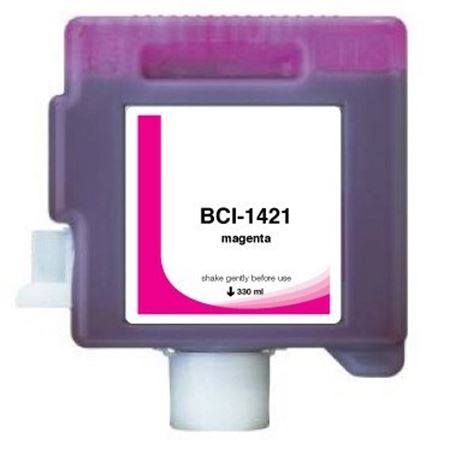 Compatible Magenta Canon BCI-1421M Ink Cartridge (Replaces Canon 8369A001AA)