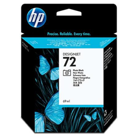 HP 72 (C9403A) Original Matte Black Ink Cartridge