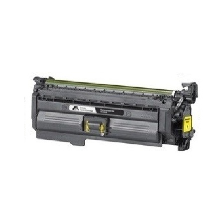HP 653A Yellow Remanufactured Toner Cartridge (CF323A)
