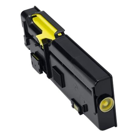 Compatible Yellow Dell YR3W3 High Capacity Toner Cartridge (Replaces Dell 593-BBBR)