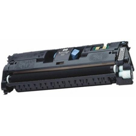 HP Color LaserJet 121A (C9700A) Black Remanufactured Print Cartridge