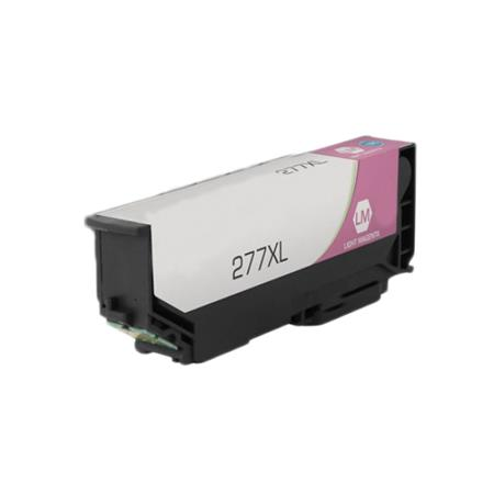 Epson 277XL (T277XL620) Light Magenta Remanufactured High Capacity Ink Cartridge