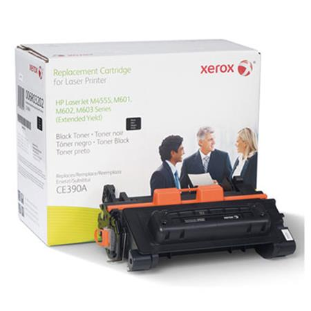 Xerox Premium Replacement Black Extended Capacity Toner Cartridge for HP 90A (CE390A)