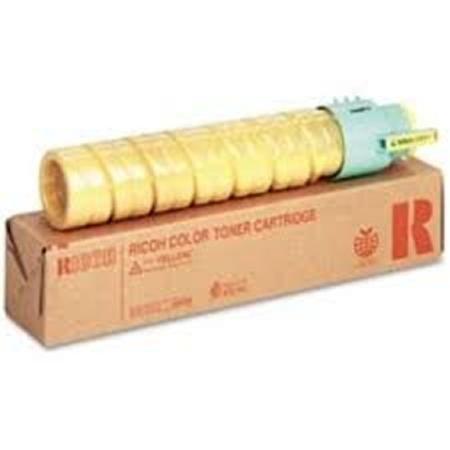 Ricoh 841277 Original Yellow Toner Cartridge
