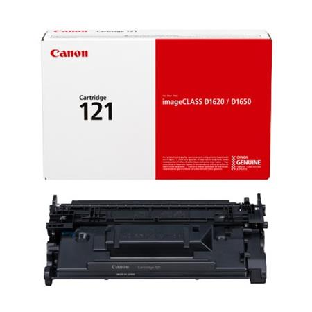 Canon 121 (3252C001) Black Original Toner Cartridge