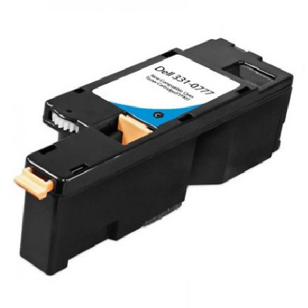 Dell FYFKF High-Capacity Cyan Original Toner Cartridge (331-0777)