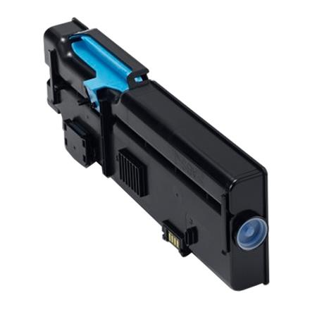 Compatible Cyan Dell 488NH High Capacity Toner Cartridge (Replaces Dell 593-BBBT)