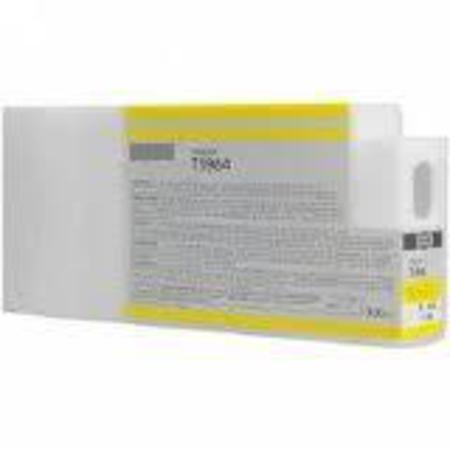 Compatible Yellow Epson T5964 Ink Cartridge (Replaces Epson T596400)