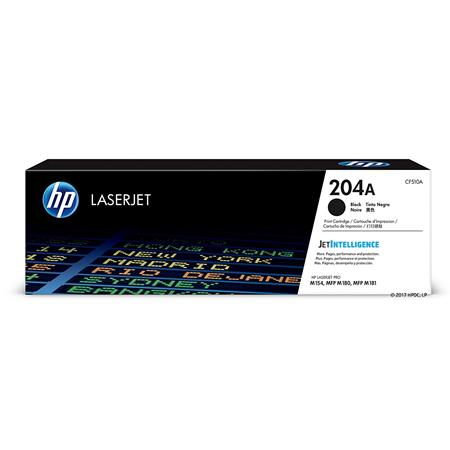 HP 204A Black Original Toner Cartridge (CF510A)