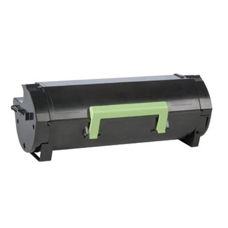 Lexmark 50F1X00 (501X) Black Remanufactured Extra High-Yield Return Program Toner Cartridge