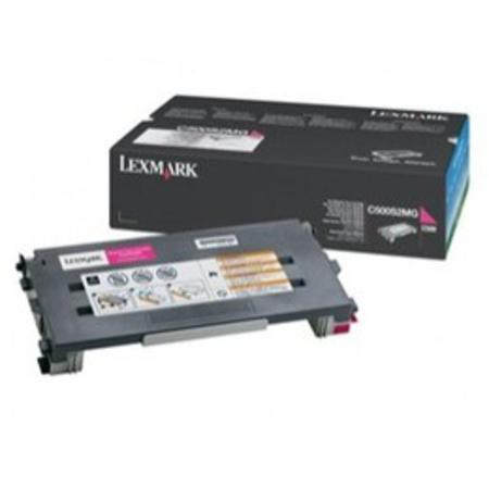Lexmark C500 Original Magenta Toner Cartridge