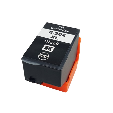 Epson 202XL (T202XL120-S) Black Remanufactured High Capacity Ink Cartridge
